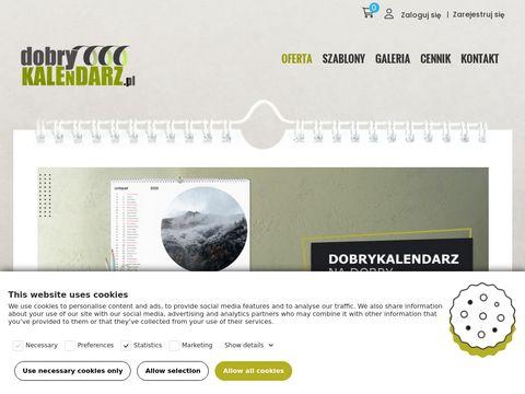Fotokalendarze tanio - dobrykalendarz.pl
