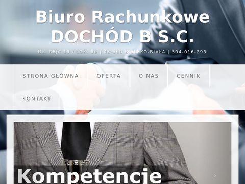 Dochód - obsługa kadrowa Bielsko