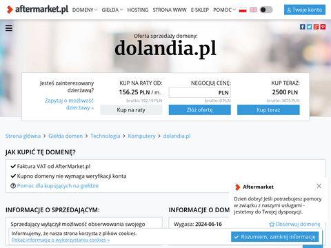 Doniczki i szkło ręcznie malowane Dolandia.pl
