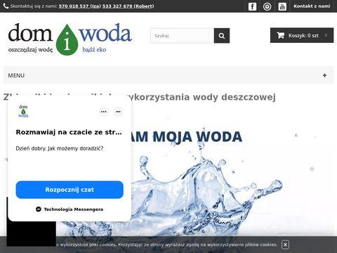 Dom i Woda - sklep internetowy.