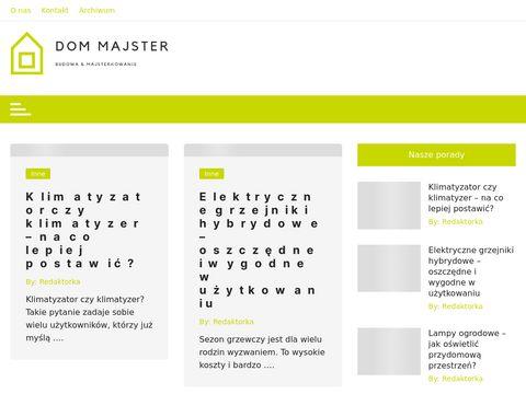 Dom majster - dommajster.pl