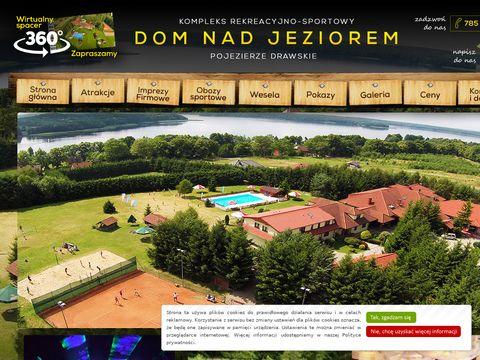 Organizacja wesel - Dom nad Jeziorem Szczecinek