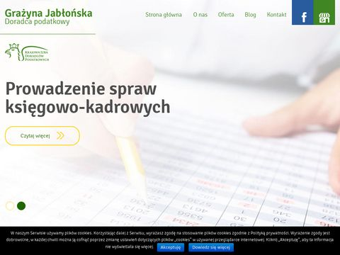 Jabłońska Grażyna rozliczanie podatków gliwice