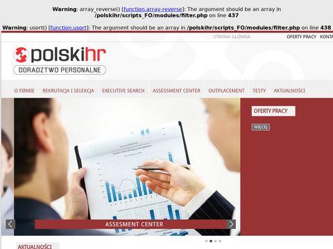 Www.doradztwopersonalne.polskihr.com.pl