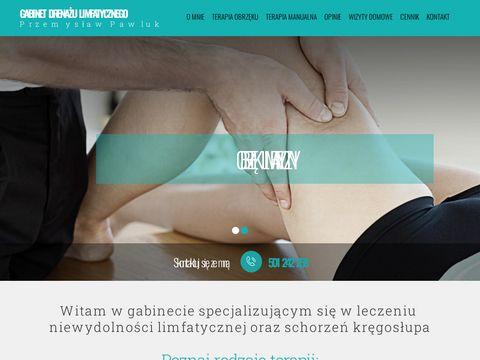 Gabinet drenażu limfatycznego - Stefana Bryły 6