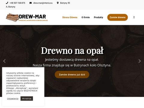 Drewno Kominkowe Olsztyn