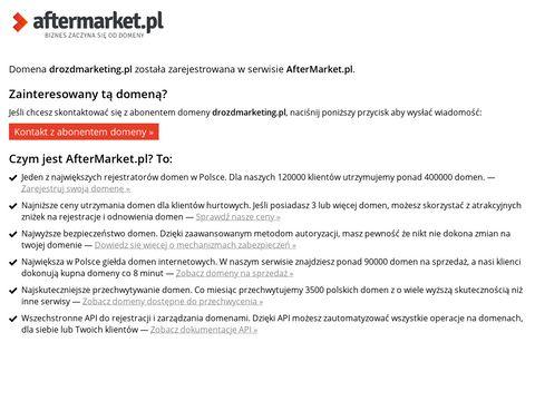 Organizacja imprez plenerowych - Drozd Marketing