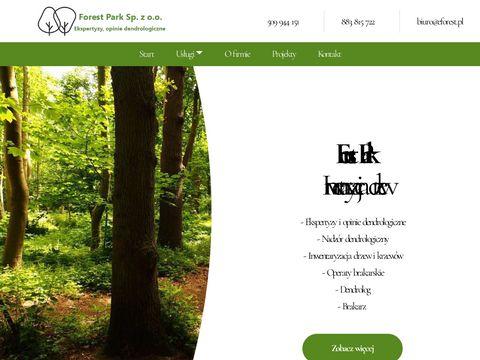 Usługi Leśne FOREST