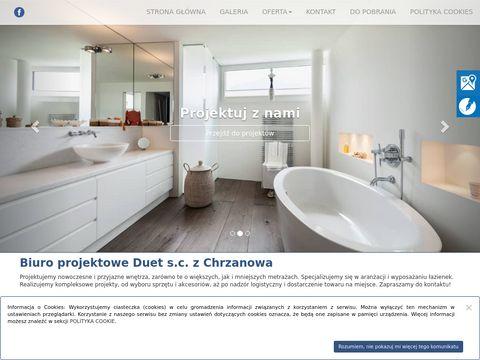 Duetspc.com Aranżacja łazienek