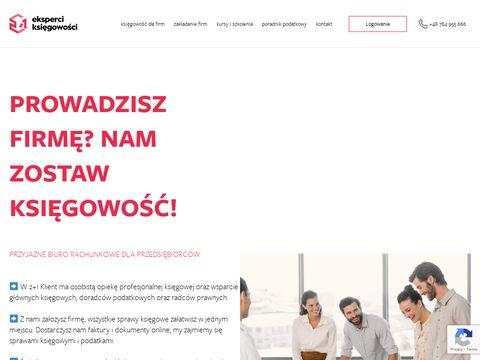 DwaPlusJeden usługi księgowe Gdańsk