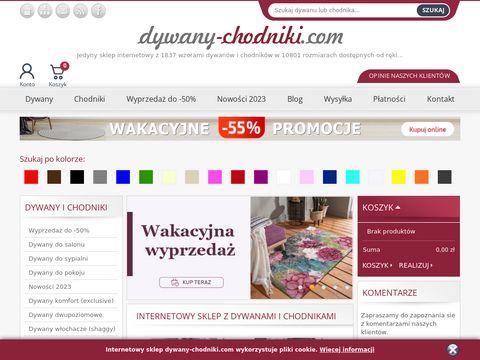 Sklep z dywanami - dywany-chodniki.com