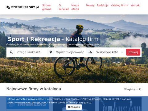 Dzięgiel Sport - hokej, sprzęt hokejowy, rowery, rowery holenderskie, rolki - Toruń