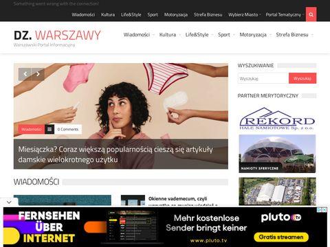 Dziennik Warszawy - Warszawski Portal Informacyjny