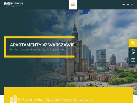Zakwaterowanie w Warszawie