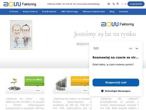 E-Faktoring.net.pl - Strona o faktoringu