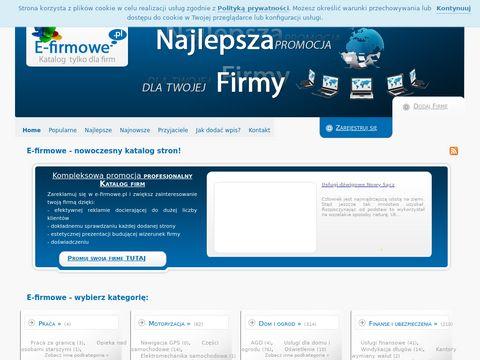 Marketing strony www firm
