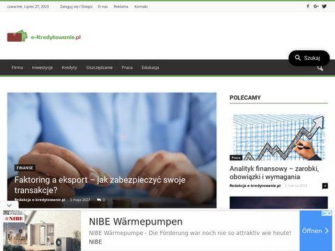 Http://www.e-kredytowanie.pl/