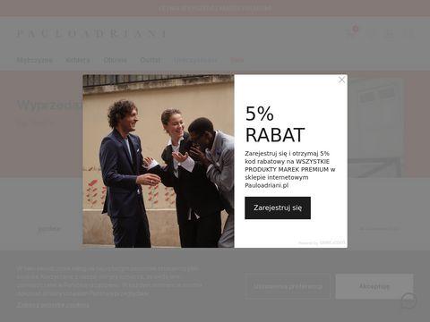 e-pierrecardin.pl - sklep internetowy: koszule wizytowe