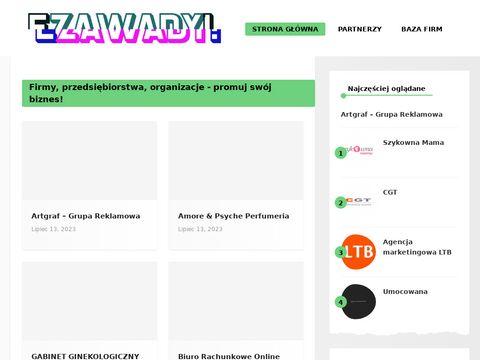 E-zawady.pl - najlepszy katalog