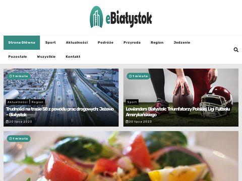 Firmy Białystok - ebialystok.pl