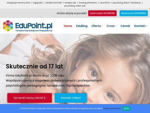 Edupoint.pl - zajÄ™cia edukacyjne dla dzieci