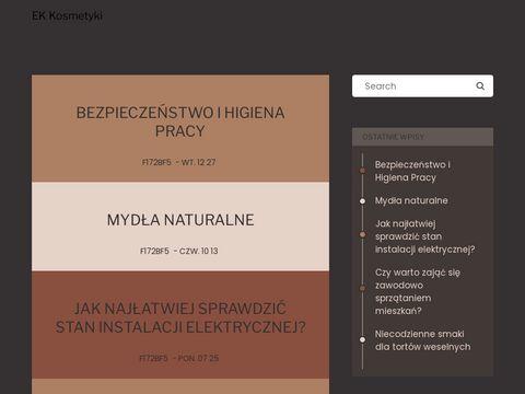 Kosmetyki Bia艂ystok - Ek-kosmetyki.pl