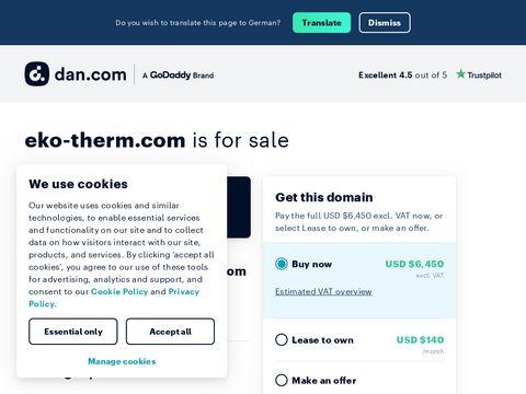 Eko-therm.com