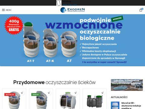 Ekodrensklep.pl - systemy deszczowo-Å›ciekowe