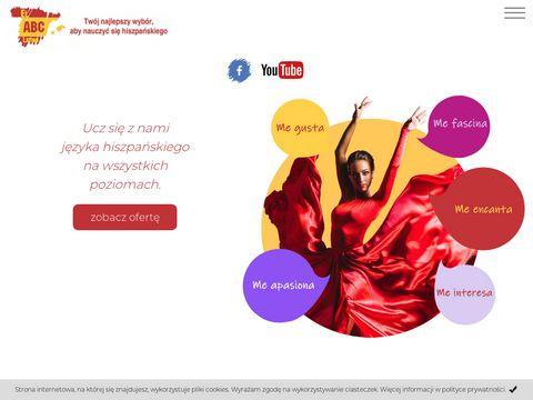 Hiszpański skutecznie i ciekawie w El ABC Latino