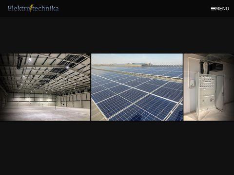 P.H.U. Elektrotechnika - instalacje elektryczne