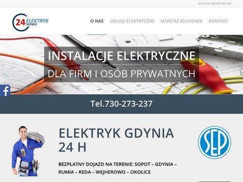 Www.elektryk-serwis24.pl