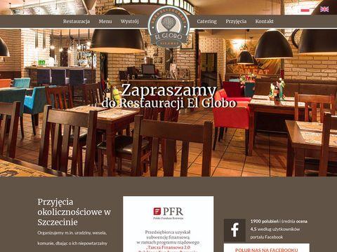 Restauracja w Szczecinie