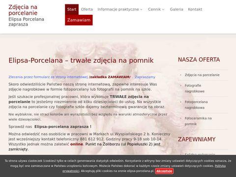 W ofercie: fotografia na porcelanie i zdjÄ™cia nagrobkowe Warszawa