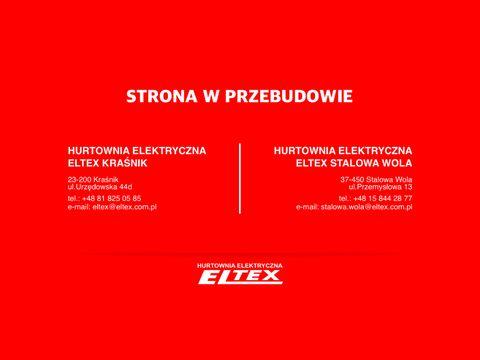 Hurtownia elektryczna ELTEX , Lampy owadobójcze