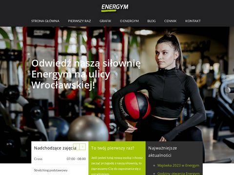 Energym - siłownia, fitness, crossfit