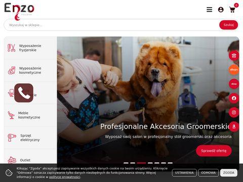 Enzo Polska - wyposa偶enie salonu fryzjerskiego