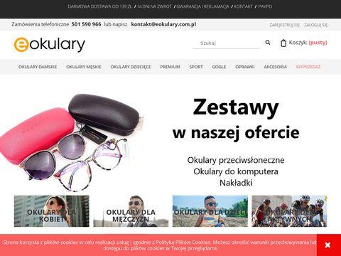 eOkulary - sklep internetowy - okulary przeciwsłoneczne