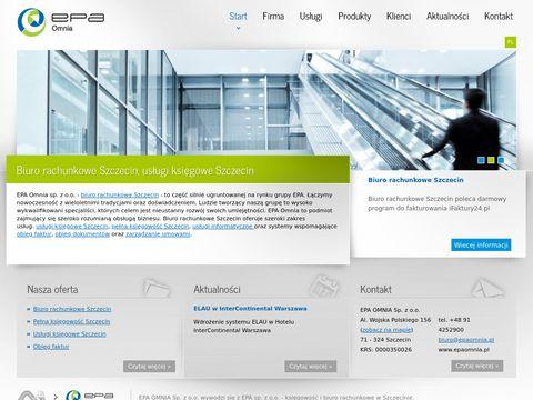 Biuro rachunkowe Szczecin - EPA Omnia