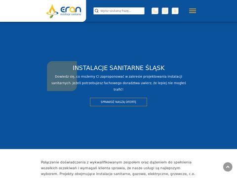 ERAN - Projektowanie instalacji sanitarnych