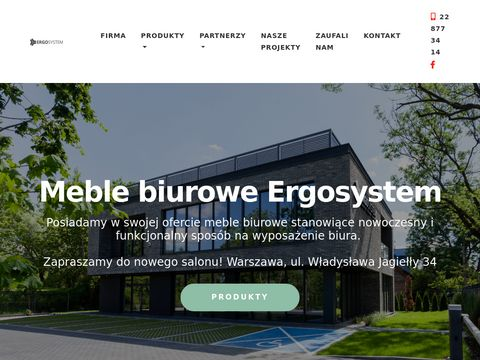 Www.ergosystem.pl