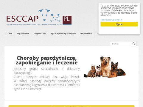 Leczenie chorób pasożytniczych - esccap.pl