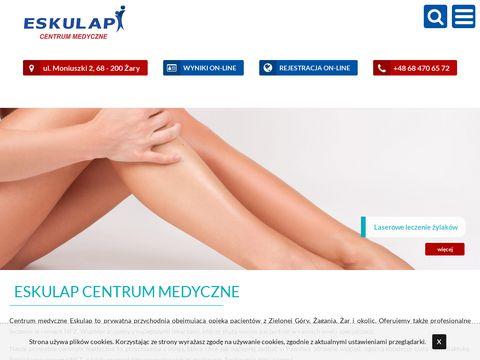 Eskulap - Centrum Medyczne w 呕arach
