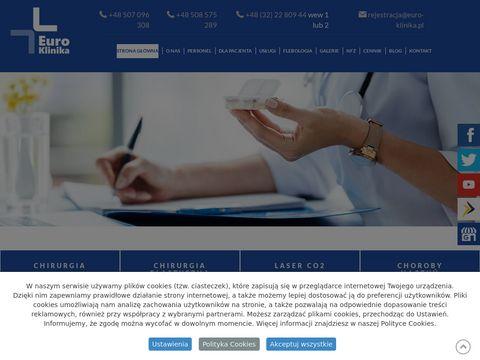 Euro-Klinika usuwanie hemoroid贸w