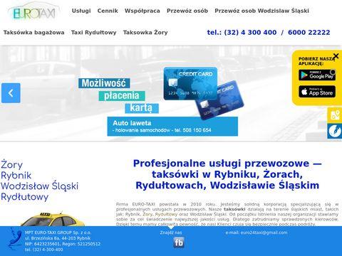 Euro24h.pl przewóz osób radlin