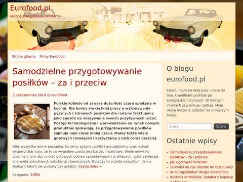 Warszawskie Targi Spo偶ywcze EuroFood