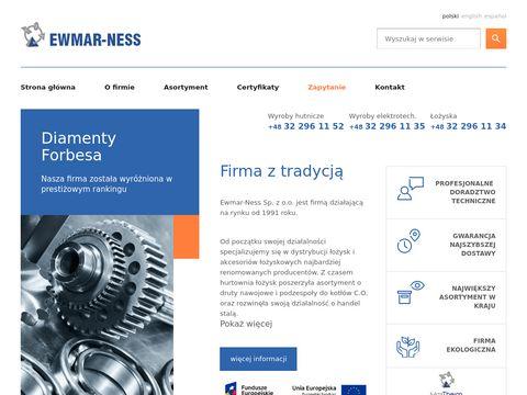�ożyska - ewmar.com.pl