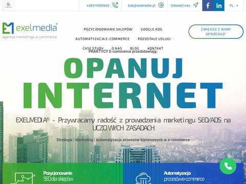 Pozycjonowanie Opole 鈥� dobra reklama 鈥� Exelmedia