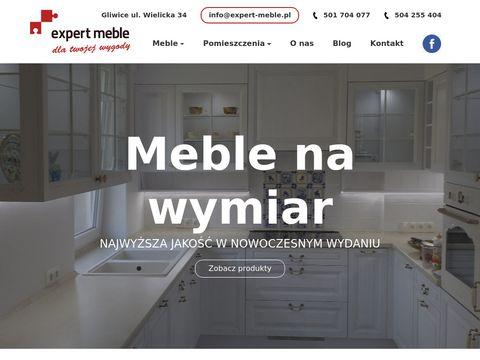 Www.expert-meble.pl szafy przesuwne