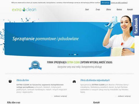Firma sprzÄ…tajÄ…ca Szczecin