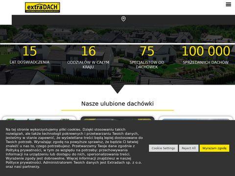 Extradach Sp贸艂ka komandytowo-Akcyjna dach szczecin